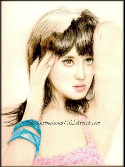 Katy Perry par mein-dessins1402